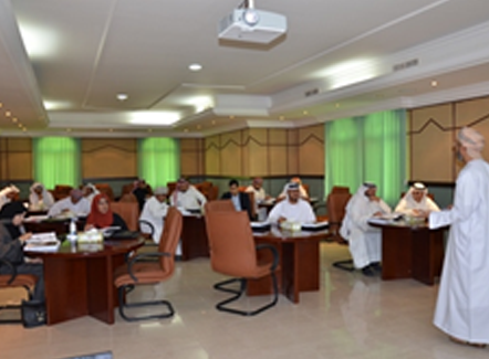 "Municipalities implement the training program ""Professional Projects ""Management"""